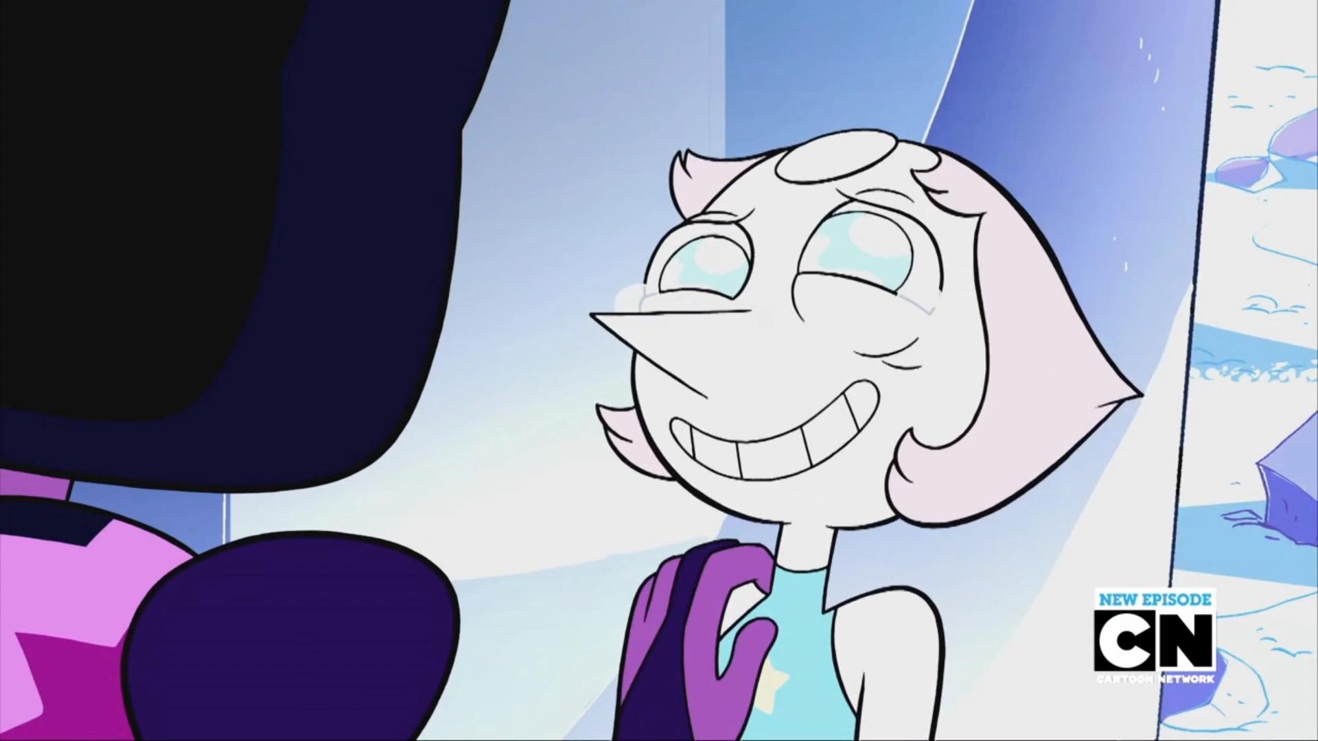 Pearl Being Gay