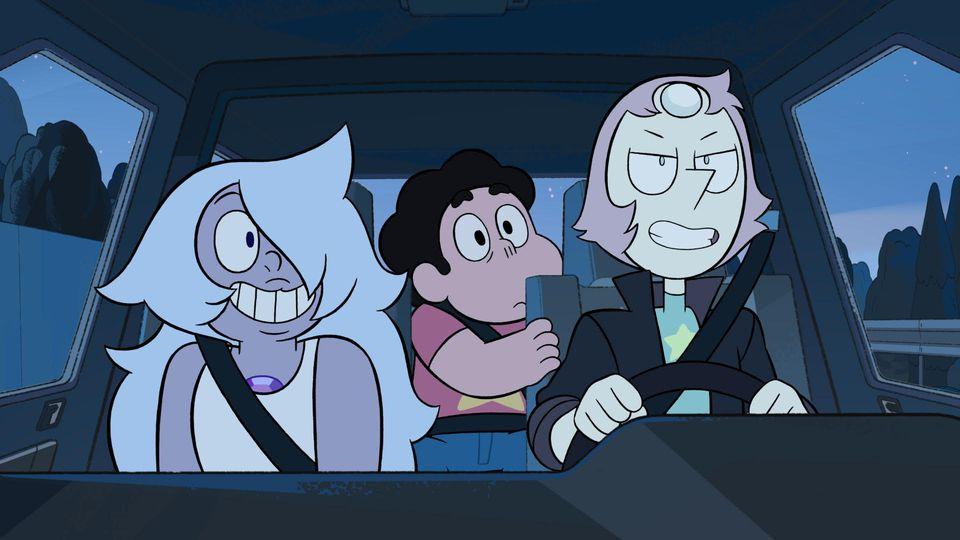Pearl Being Teen